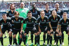 #MLS Los Ángeles Galaxy 5-1 New York City FC. 90' para @angel_tasende69, @pablo22alvarez fue suplente