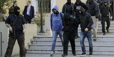 Στη φυλακή ο φερόμενος ως αρχηγός της Combat 18 και άλλοι τρεις κατηγορούμενοι