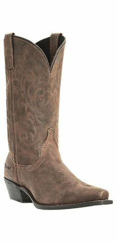 Laredo Women's Prairie Western Leather Boot