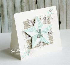 Stampin' Cards and Memories: TGIF#13, Be The Star You Are