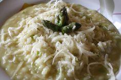 Destreggiandomi in cucina: Risotto agli asparagi