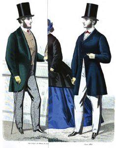 2 Victorian Men