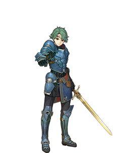 ファイアーエムブレム Echoes もうひとりの英雄王 : キャラクター | ニンテンドー3DS | 任天堂