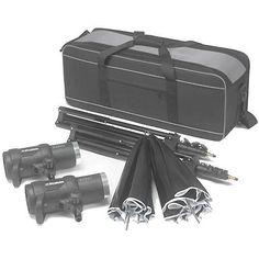 Profoto D1 250 W/S 2 Monolight Studio Kit