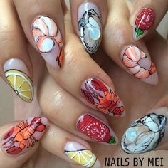 17 Nail Art Salons You Have To Visit Before You Die