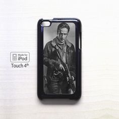 TWD Silver Portrait Andrew AR for apple case iPod 4/iPod 5