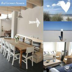 Ballumerhoeve op Ameland, luxe boerderijlodges geschikt voor 4-6 personen