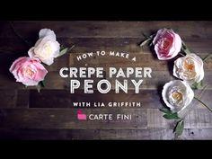 Blumen basteln. Anleitungen und Tutorials für große und kleine Blumen aus Servietten, Seidenpapier und Tonpapier. Auch für Kinder.