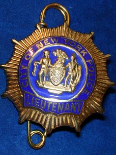 NYPD collectibles and badges Us Military Medals, Security Badge, Money Notes, Police Badges, Local Police, Vintage Paper, Detective, Art Work, Brother