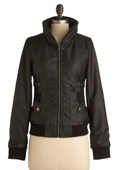 since my fake leather jacket was stolen from my work last winter ive been on the hunt for a new one...so far this is the only one thats close to what i want.