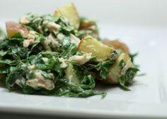 ... ) on Pinterest | Potato salad, Potatoes au gratin and Mashed potatoes