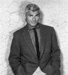 Jeff Chandler had been visibly scarred in an automobile accident in the early 1940s, almost losing an eye. Description from digitaldeliftp.com. I searched for this on bing.com/images