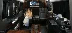 Mercedes Benz Sprinter Mini Vans/Bus Interior