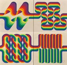 Julio Le Parc, 1974