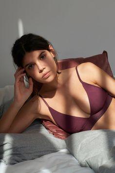 f56f899d89 Calvin Klein UO Exclusive Modern Cotton Triangle Bra