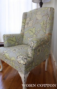 great diy tips on how to recover a chair