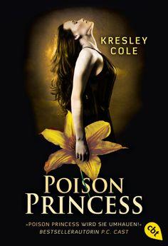 The Arcana Chronicles 1 - Poison Princess von Kresley Cole