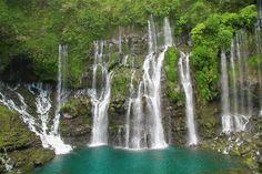 Pitons, Cirques et Remparts de l'île de la Réunion