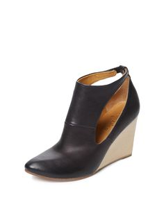 Joray Leather Bootie by Coclico at Gilt