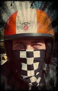Cafe Racer Culture. Pudding Basin Helmet