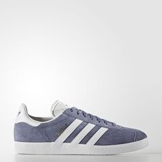 new arrival 74f3d 07271 Adidas Gazelle Mens Shoes Super Purple White Gold Met. Bb5492 Adidas  Originals Gazelle, Adidas