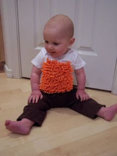 Spring Cleaning, Baby Style: Make a Cleaning Crew Onesie ~ Creative Green Living