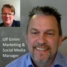 Ulf Gimm – Marketing & Social Media Manager