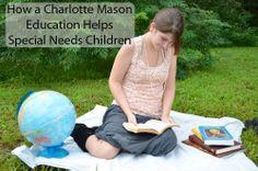 How a Charlotte Mason Education Helps dyslexic Children @holisticschool