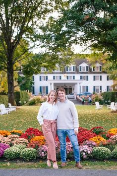 Where to visit in Vermont in the fall + why you should stay at the Woodstock Inn & Resort in Woodstock, Vermont // Rhyme & Reason