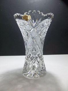 What vintage german crystal phrase
