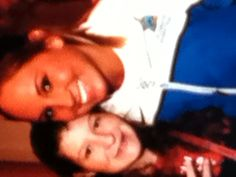 THIS IS ME AND Kayla Miller. SHE HUG ME SO MUCH IT MADE MY DAY EASER ON NOVEMBER 1,2012 AT THE PROJECT UNIFY- Special Olympics Delaware