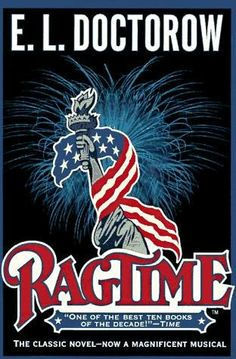 Ragtime novel book literature American