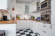 Jaka podłoga w kuchni?