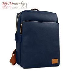 Buy 'REDmonkey – Faux-Leather Backpack' with Free International Shipping at YesStyle.com. Browse and shop for thousands of Asian fashion items from South Korea and more!