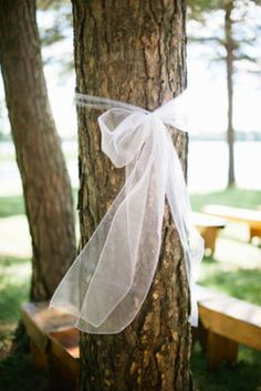 Pretty idea for outdoor weddings.   Dans mon Jardin Secret, il y a...: Archives