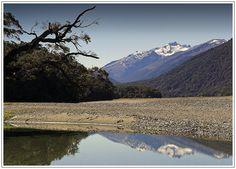 Národní park MOUNT ASPIRING