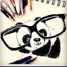 Image result for tumblr de pandas animados