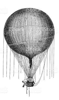 grafika balon na ścianę do pobrania do druku z stock foto