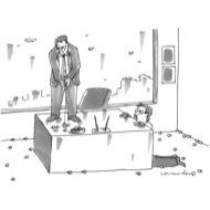Joys of the workplace.  Cartoons from the Issue of May 28th, 2012 : The New Yorker