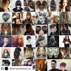 #Repost @dearhairdresser.ca  Happy National Hair Stylist Appreciation Day.  I love what I do. On my blog every week I feature the work of stylists and barbers - to recognize their passion and talent. www dearhairdresser.ca  Stylists/Barbers share your work and passion with the world. Tag your photos with #dearhairdresser for your chance to befeatured.  #stylistspotlight #hair #hairstyle #hairstylist #barber #barbershop #hairsalon #salon #style #hairinspo #artist #editorial#haircut #passion…
