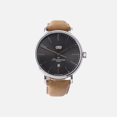 The Big Day is part of the new Generation Series and pays homage to the century master clockmaker the company takes its name from. Vintage Lighting, Modest Fashion, Big Day, Dark Grey, Menswear, Watches, Elegant, Style, Classy