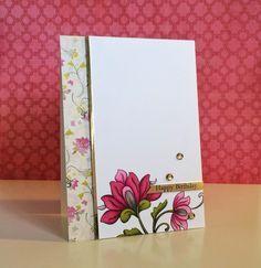 Persian motifs: Altenew stamp, coloured w/ Copics., Beth's Little Card Blog