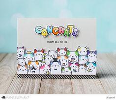 mama elephant | design blog: INTRODUCING: Celebration Balloons