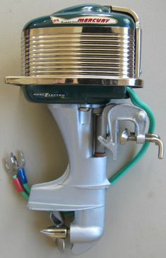 Vintage outboards on pinterest showroom toys and wizards for Mercury outboard motor for sale
