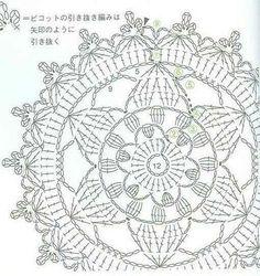 ★ crochet chart flower http://media-cache-ec0.pinimg.com/originals/26/f5/86/26f5866a51cbafa30e3ec5c5f8aa1318.jpg