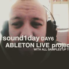 #1sound1day day 6: Free full ableton live project with samples.  The project contains a New electronic Song I am producing using all samples recorded up to now.  Free download and full tutorial video on youtube https://www.youtube.com/playlist?list=PLDbW0a8tZcrzqSLdKctAQDB7aCPEolzz_  #Ableton #live #free #full #project #sample #chilltrap #electronica #nrec #openproject #newsong #samples #freesamples #freedownload #1s1d #production #studiolife #nerding /// #1sound1day Project follow link for…