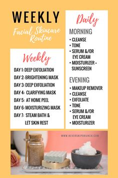 Weekly Skincare routine – never skip brunch blog | Denver Fashion blogger | Denver photographer