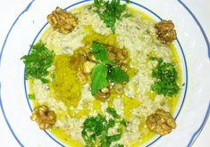 Mutabal (Receta auténtica) o Crema de Berenjenas | Recetas Arabes