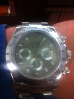 Ve sonunda Rolex