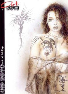 The Art of Luis Royo - Luis Royo Fantasy